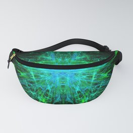 Nightlight Butterfly Fanny Pack
