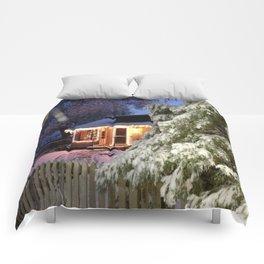 Winter Beauty Comforters