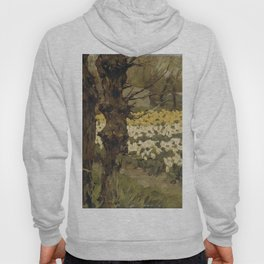 Tulip Fields - Anton L. Koster Hoody