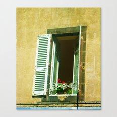 Paris 4 : Peep Canvas Print
