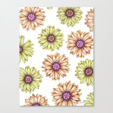 Fun With Daisy- In memory of Mackenzie Canvas Print