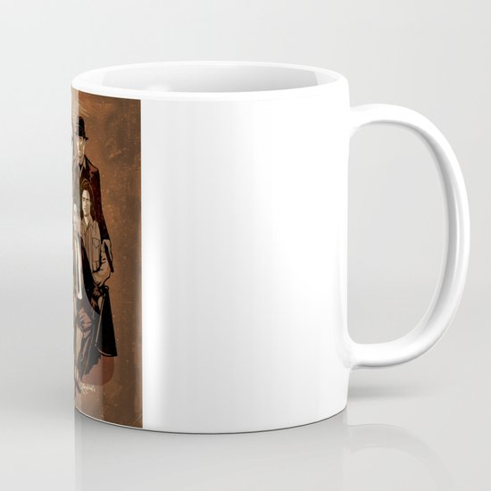 Depp Perception Mug