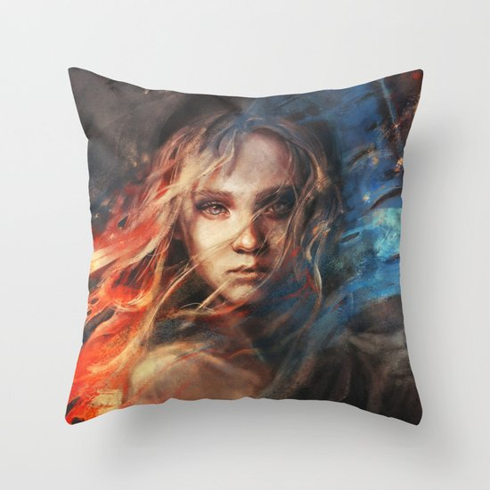 Do You Hear the People Sing? Throw Pillow