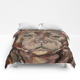 Sallie the dog Comforters