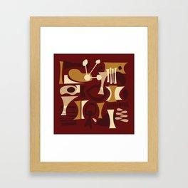 Mauna Loa Framed Art Print