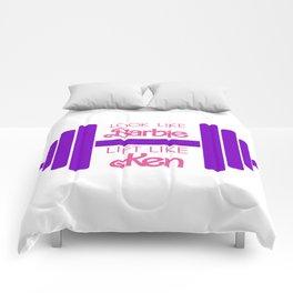 Barbie Comforters