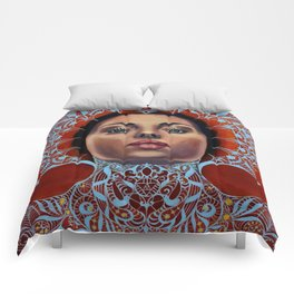 Queen of Lace Comforters