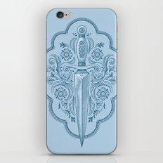 Gothic Dagger Ornamental iPhone & iPod Skin