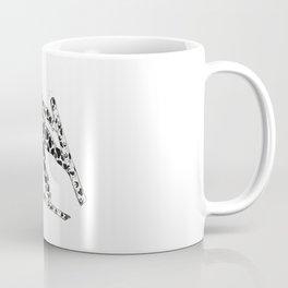 Fashionably Sending Coffee Mug