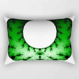 Fractal Art - Necklace Rectangular Pillow