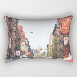 Mulberry Street Little Italy Rectangular Pillow
