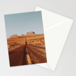 Desert Road Trip XVI / Oljato-Monument Valley Stationery Cards