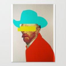I wanna be a cowboy 3 Canvas Print