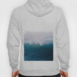 BLUE BEACH BREAK Hoody