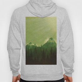 Green Mountains Hoody