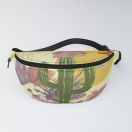 SPACE TIME DESERT Fanny Pack