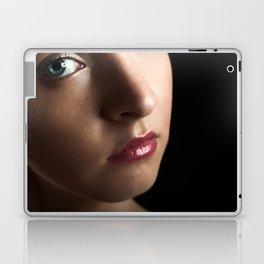 Sad Woman Laptop & iPad Skin