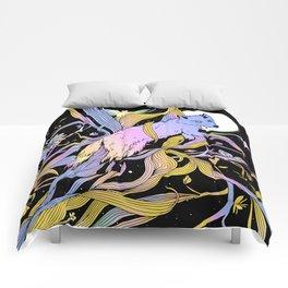 Wild Emergence Comforters