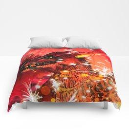 Fire Dragon Comforters
