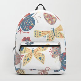 Butterflies and Ladybugs Backpack