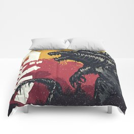 King of the Monsters Comforters