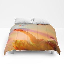 Blooming Colors Comforters
