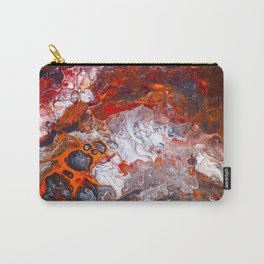 Inferno No. 1 Carry-All Pouch