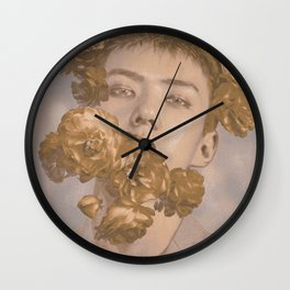 Aphrodite Fragrance | Sehun Wall Clock