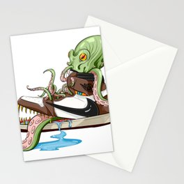 Travis x Octopus Monster Stationery Cards