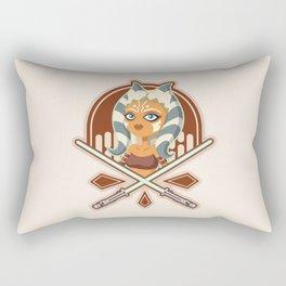 Ahsoka the padawan Rectangular Pillow