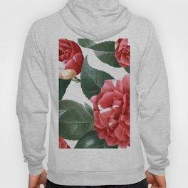 RED FLOWERS - digital Hoody