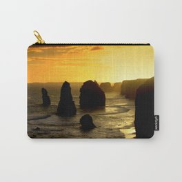 Dusk falls over the Southern Ocean Carry-All Pouch