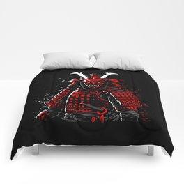 Demon Samurai Comforters