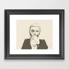 The New Ramon Framed Art Print
