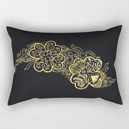 Four-leaf clover Rectangular Pillow