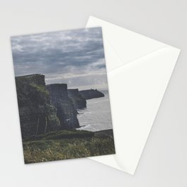 Cliffs of Moher landscape print Ireland Stationery Cards