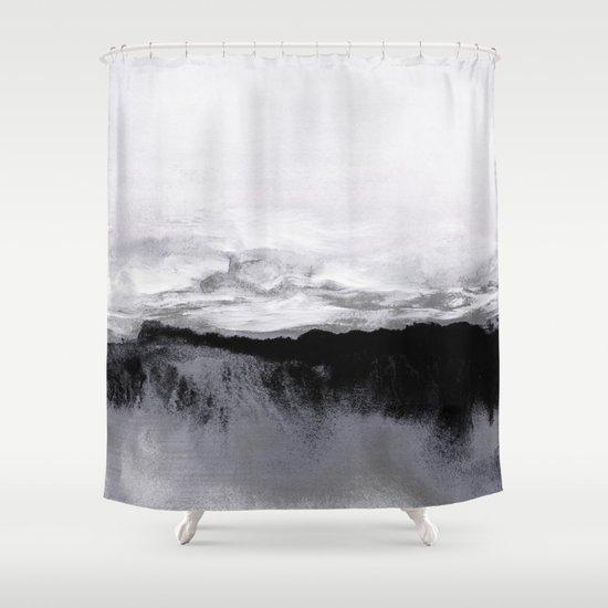 SM22 Shower Curtain