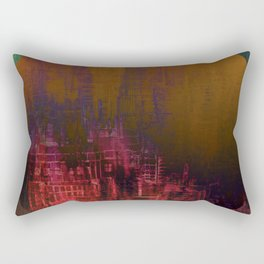 Fantastic Planet / Urban Fantasy Rectangular Pillow