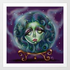 Madame Leota Art Print
