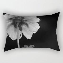 Growing Flower Rectangular Pillow