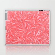 Pink Foliage II Laptop & iPad Skin