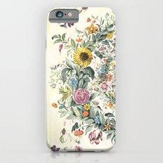 Circle of Life Cream iPhone 6s Slim Case