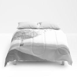 Dandelion Sketch Comforters