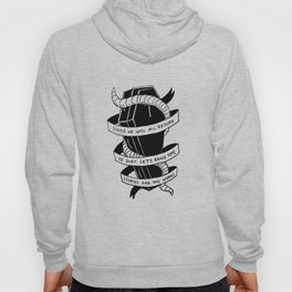 Stories For The Worms Hoody