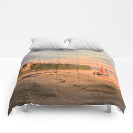 Strand-On-The-Green London Dinghy Sailing Comforters