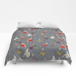 Cockatiels Galore Comforters
