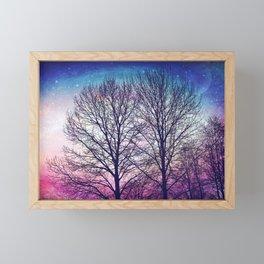 everyday sort of magic  Framed Mini Art Print