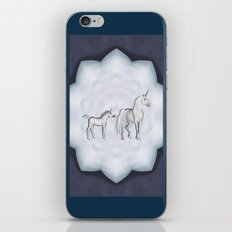 FANTASY - Unicorns iPhone & iPod Skin