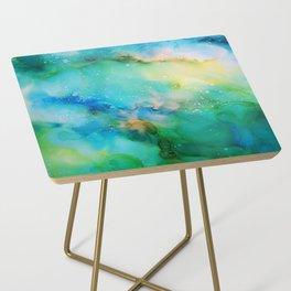 Blellow Side Table