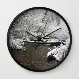 South Willowbrook Wall Clock